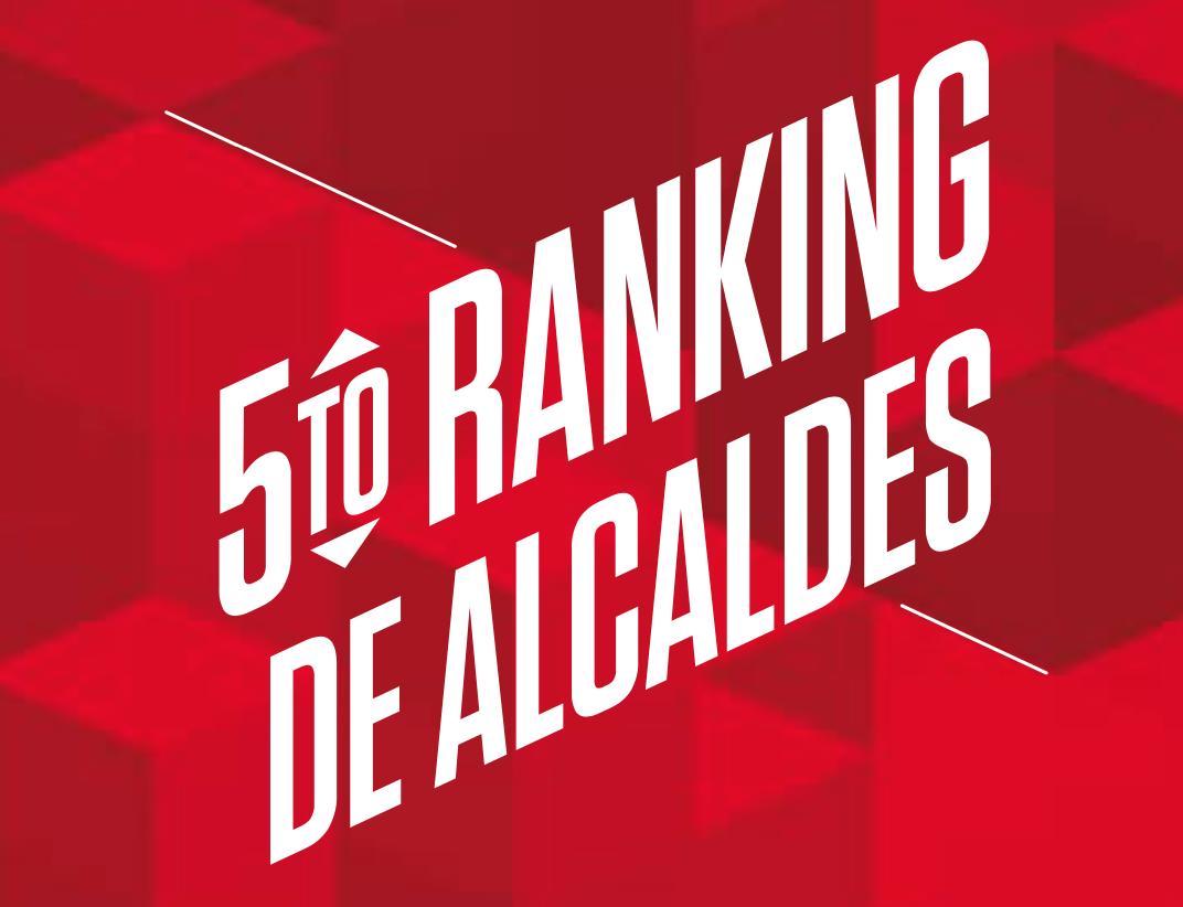 5to ranking de alcaldes